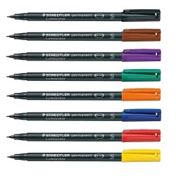 Staedtler Feutre Permanent Super fin 0,4mm