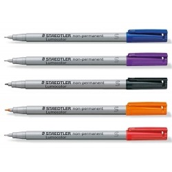 Staedtler Feutre Soluble Super fin 0,4mm