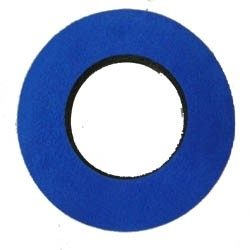 Oeilleton large rond chamois Blue star