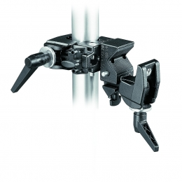 Manfrotto Pince double clamp 038