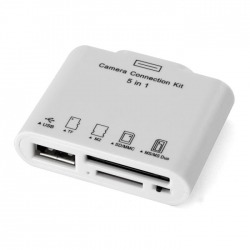 Adaptateur transfert iphone 5/6, Ipad Air Lightning