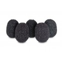 Lot de 5 bonnettes RYCOTE pour micro cravate