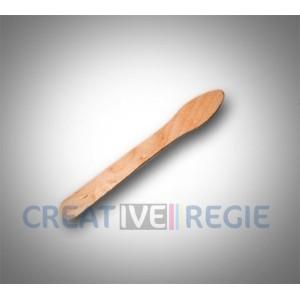 Sachet de 50 spatules en bois de 125mm