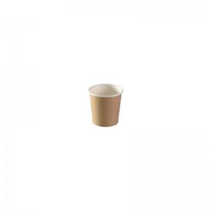 Gobelet en carton Brun PM x 100