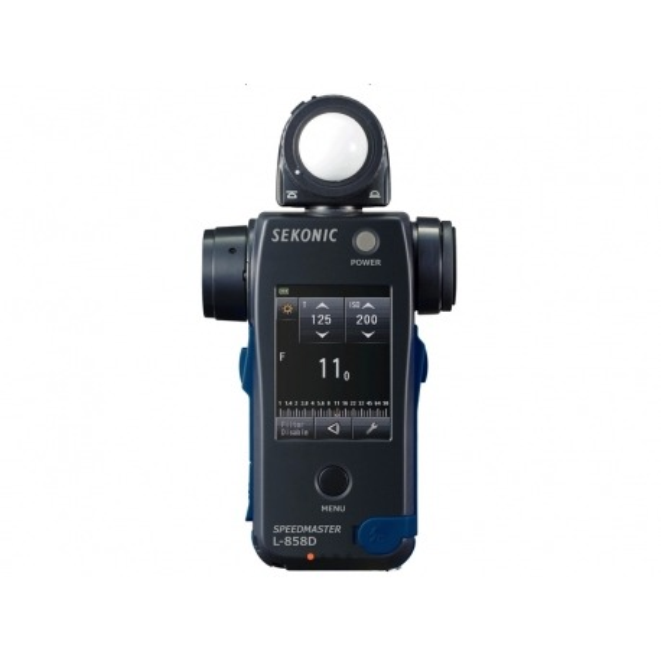 Flashmètre Spectromètre SEKONIC SpeedMaster SE L858D