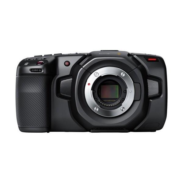 CCaméra Blackmagic Design Pocket Cinema Camera 4K Micro Four Thirds
