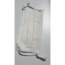 Masque de protection coton lavable type chirurgical