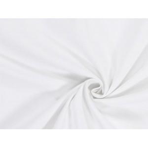 coton gratté blanc 10ml x 2,6m blanc  140g/m2