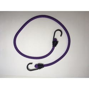 Tendeur élastique RS PRO 2 crochets, longueur 800mm, Dia. 8 mm