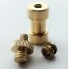 Spigot adaptateur 16mm 1/4 3/8