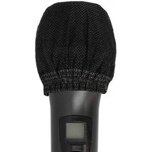 Housses jetables en non tissé pour microphones