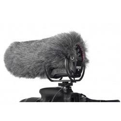 Windjammer Fourrure artificielle Rode Videomic
