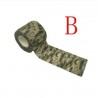 Ruban Camouflage Auto-Adhèrant MOTIF B