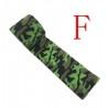 Ruban Camouflage Auto-Adhèrant MOTIF F