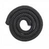 Drisse préetirée noire 12MM x 1m