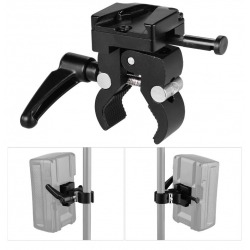 Clamp Support de batterie V-Lock