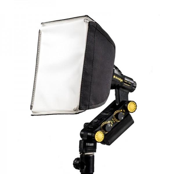 Soft box 12 cm pour projecteur Ledzilla