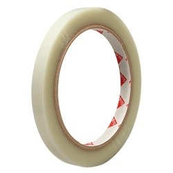 adhesif transparent hautes temperatures GELTAPE 9MM