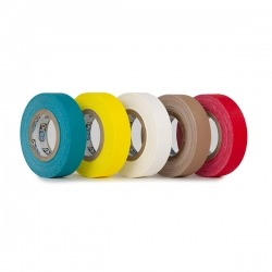 Lot de 5 Gaffers Bright Pack PRO TAPES Pro Gaff® 12mmx5,4m