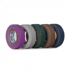 Lot de 5 Gaffers Dark Pack PRO TAPES Pro Gaff® 12mm x 5,4m