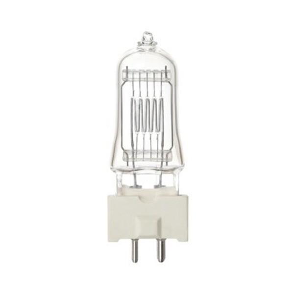Lampe théâtre 500W GY9.5 240V 3000K 2000H General Electric