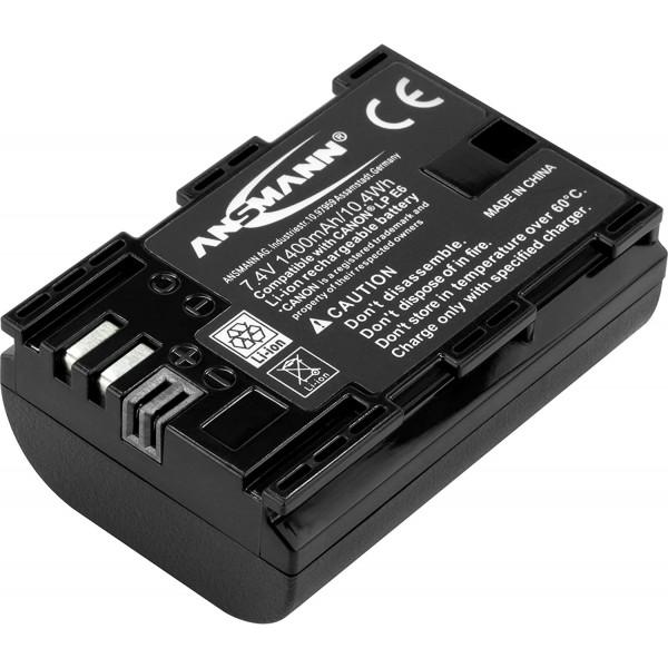 Ansmann - Batterie pour Appareil Photo / Caméscope  LP E-6