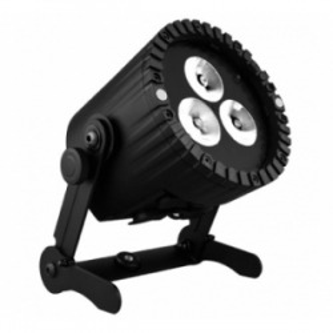 Projecteur LED sur batterie AX5 Astera 3 x 15W RGBWA - IP65 - CRMX