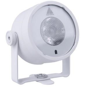 Projecteur Led Astera AX3 15W RGBW blanc IP65 - CRMX intégré