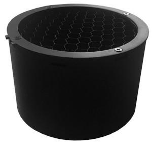 Accessoire nid d'abeille anti éblouissement pour module AX5 Astera