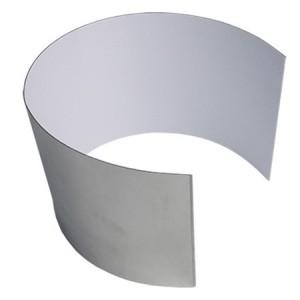 Lot de 8 covers souples blancs pour AX5 Astera