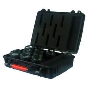 Valise de transport et de charge pour 8 projecteurs AX3 Astera