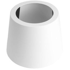 Lot de 8 covers métalliques coniques blancs pour AX5 Astera