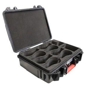 Valise de transport pour 8 x NYX Bulb FP5 Astera + Accessoires