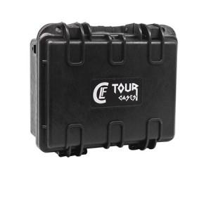 Valise plastique étanche CLF Tourcases - Dim int : 224 x 162 x 96 mm