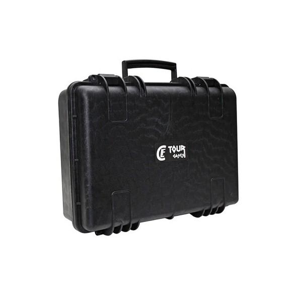 Valise plastique étanche CLF Tourcases - Dim int : 42,1x29,2x13,9cm