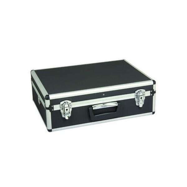 Valise avec compartiments amovibles - NOIRE - Dim. : 452x330x152mm