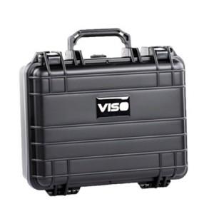 Valise plastique étanche Be1st Pro - Dim int : 30x22x9(6.5+2,5)cm