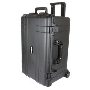 Valise plastique étanche Be1st Pro - Dim int : 58,1x36x29,8cm