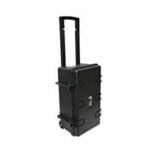 Valise plastique étanche CLF Tourcases - Dim int: 521 x 278 x 190,8 mm