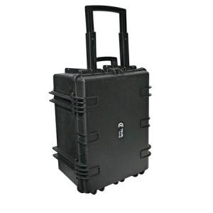 Valise plastique étanche CLF Tourcases - Dim int : 584 x 442 x 329 mm