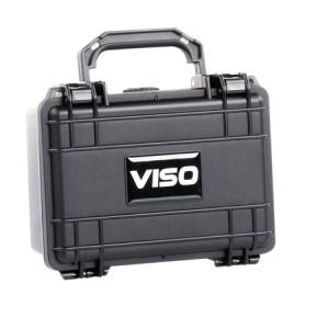 Valise plastique étanche Be1st Pro - Dim int : 18,6x12,3x7,5(6,3+2)cm