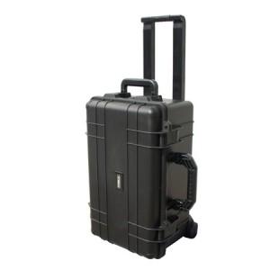 Valise plastique étanche Be1st Pro - Dim int : 44,2x35x17,5(11,5+6)cm