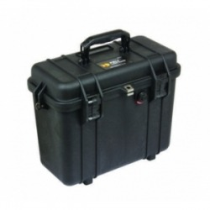 Valise PELI Top Loader Case - Dim. int. : 34,4x14,6x29,7 (24,6+5,1)cm