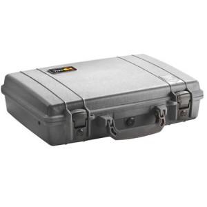 Valise Laptop Case PELI NOIR - Dim Int : 39,9 x 27,2 x 9,8 cm