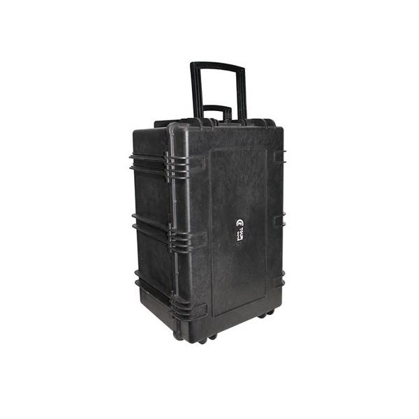 Valise plastique étanche CLF Tourcases - Dim int : 763 x 483 x 402 mm