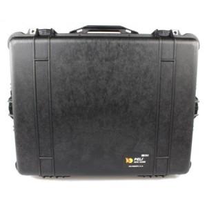 Valise PELI LARGE CASE - Dim Int : 62,8 x 49,7 x 30,3 cm