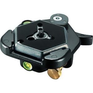 Adaptateur de plateau rapide hexagonal - Fixation 1/4'' et 3/8''