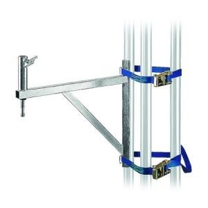 Potence pour colonne ou structure TRI - SPIGOT 28mm fem. et 16mm mâle