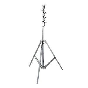 Pied ciné en acier chromé AVENGER Combo Steel Stand 45 A1045CS