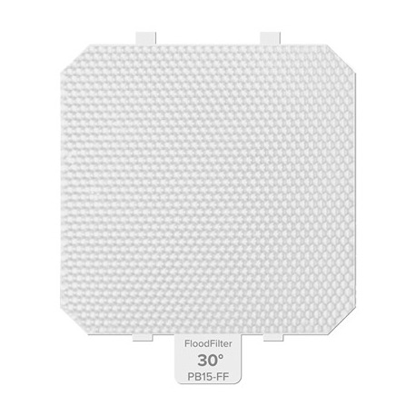 Filtre Flood 30° pour PixelBrick PB15 Astera